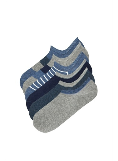 Penti Erkek Çok Renkli Erkek Fıt B Çorap Seti PHDR7VS321IY Renkli